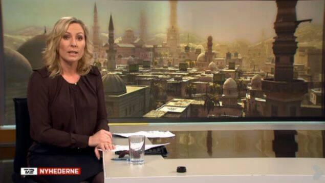 Assassin's Creed se cuela en la televisi�n danesa