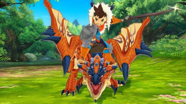 Monster Hunter Stories para 3DS llegará este otoño a Europa