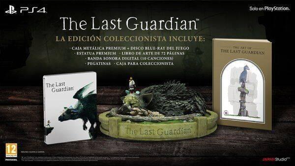 Sony realiza un 'unboxing' de la edición para coleccionistas de The Last Guardian