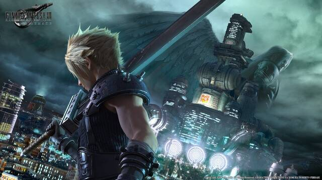 Final Fantasy VII Remake es improbable en la PlayStation Experience