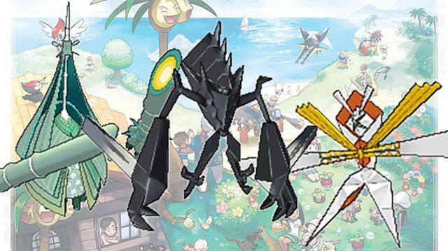 Pokémon Sol y Luna siguen siendo los juegos más vendidos en Japón