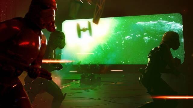 Battlefront II nos enseña sus planetas a través de nuevos artes conceptuales