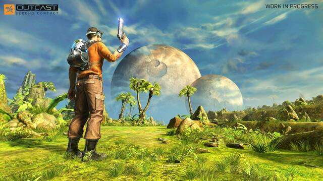 Outcast - Second Contact llegará el 14 de noviembre a PC, One y PS4