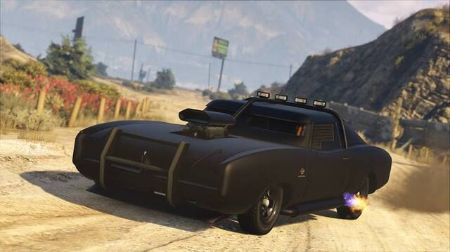 Grand Theft Auto Online recibe Duke O'Death, descuentos y carrera premium