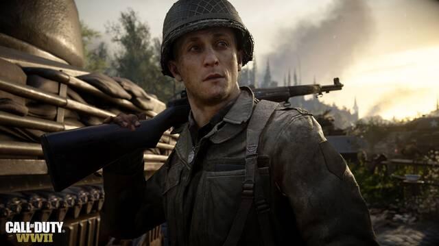 COD: WWII repite como el más vendido la última semana en Reino Unido