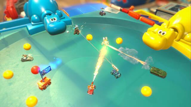 Micro Machines World Series nos muestra un nuevo tráiler e imágenes