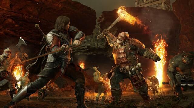 La Tierra Media: Sombras de Guerra ocupará casi 98GB en PC