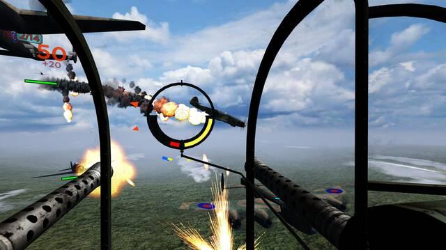 El juego para PlayStation VR, Bandit Six: Combined Arms, ya está disponible