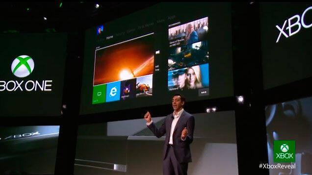 Xbox One muestra su interfaz y funciones