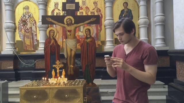 Condenan a tres años y medio de cárcel al blogger ruso que jugó a Pokémon GO en una iglesia