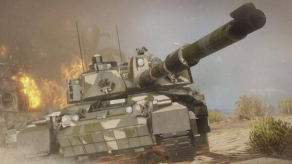 Armored Warfare llegará a PlayStation 4 a principios de 2018