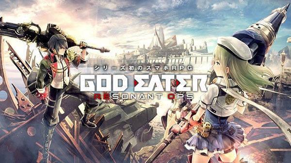 Bandai Namco anuncia God Eater: Resonant Ops para móviles