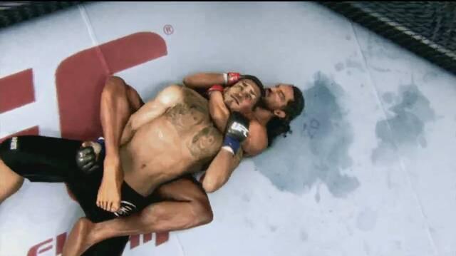 UFC llegará a Xbox One y PS4 en primavera del año que viene