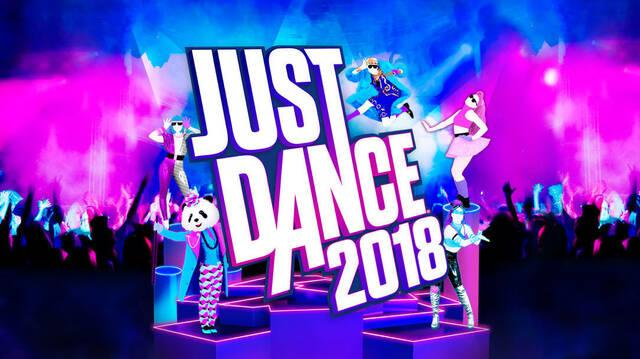 Presentadas las primeras canciones de Just Dance 2018