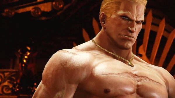 Geese Howard de Fatal Fury llegará a Tekken 7 en invierno