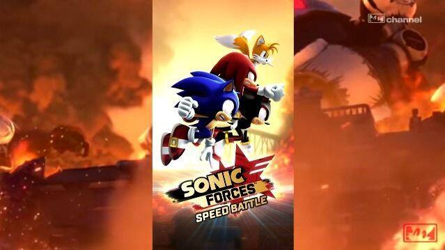 Sonic Forces: Speed Battle prepara su llegada a iOS