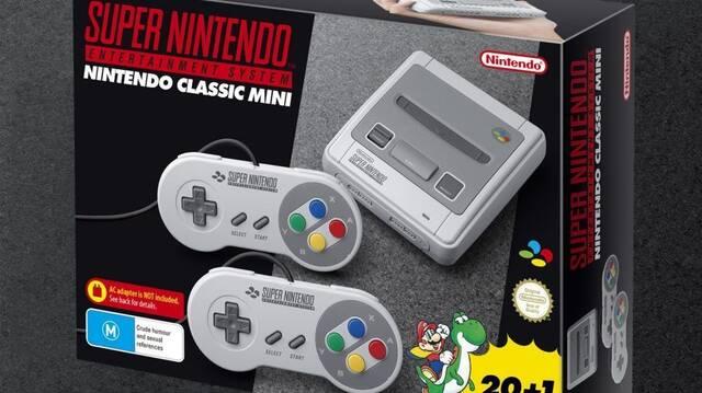 ¿Dónde comprar Super Nintendo Classic Mini (SNES Mini) en España?