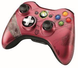 Se anuncia un mando de Tomb Raider para Xbox 360