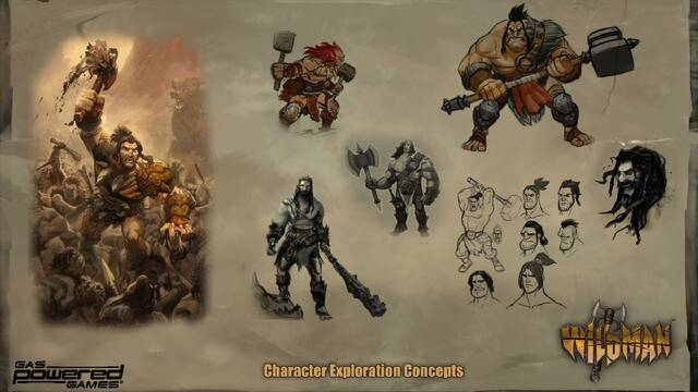 El creador de Supreme Commander anuncia Wildman