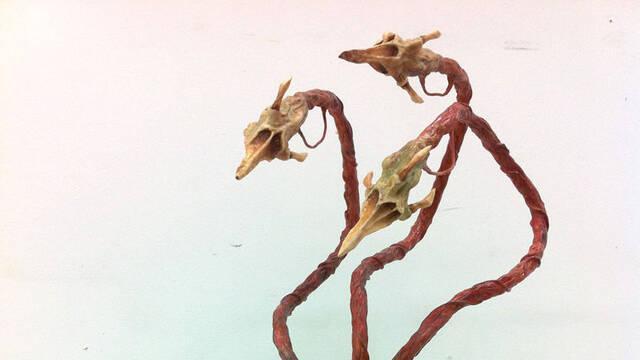 Crean una escultura a tamaño real de Dead Space