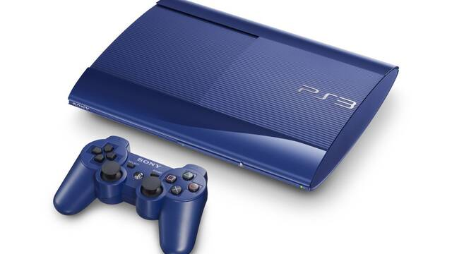 La PS3 azul llega a América en octubre