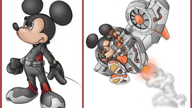 Revelados dos proyectos cancelados de Disney