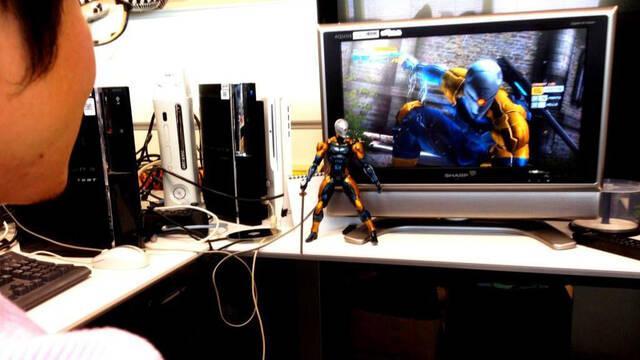 Nueva imagen del traje de Cyborg Ninja en Metal Gear Rising: Revengeance