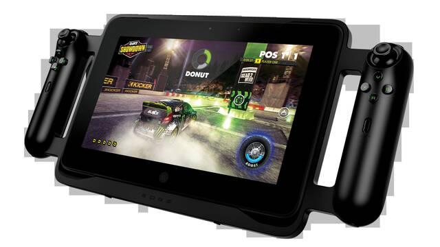 Presentada una nueva tableta pensada para jugar