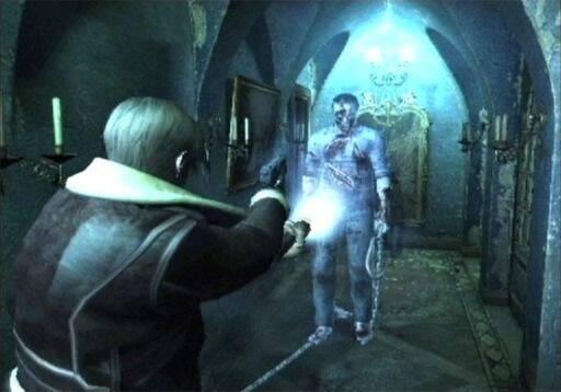 El Resident Evil 4 de la casa encantada se canceló por limitaciones técnicas