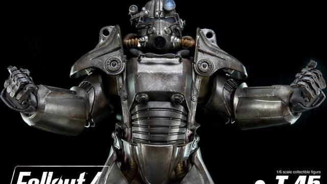 Anunciada una figura articulada de la Servoarmadura de Fallout 4