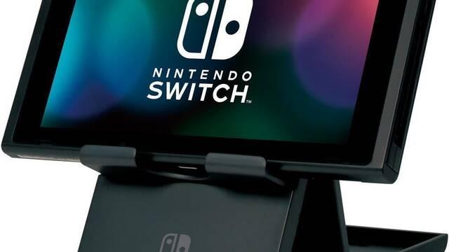 Se filtran multitud de accesorios Hori para Nintendo Switch