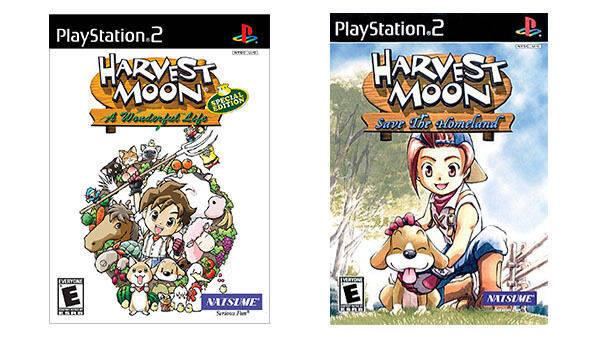 Natsume confirma que los Harvest Moon de PS2 llegarán a PS4