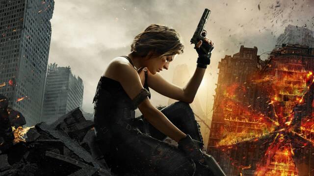 Las películas de Resident Evil superan los mil millones de dólares recaudados
