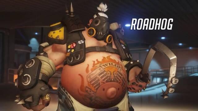 Blizzard ajustará el gancho de Roadhog en Overwatch