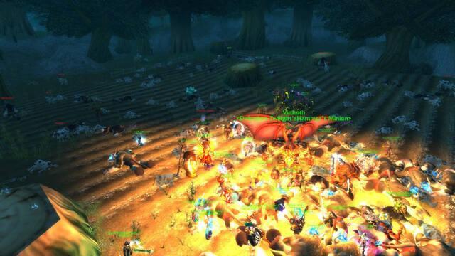 World of Warcraft suma un nivel protagonizado por vacas en su homenaje a Diablo