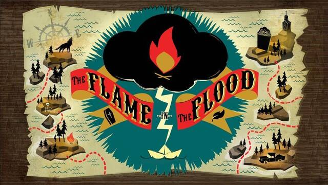 The Flame in the Flood se lanzará en PS4 el 17 de enero