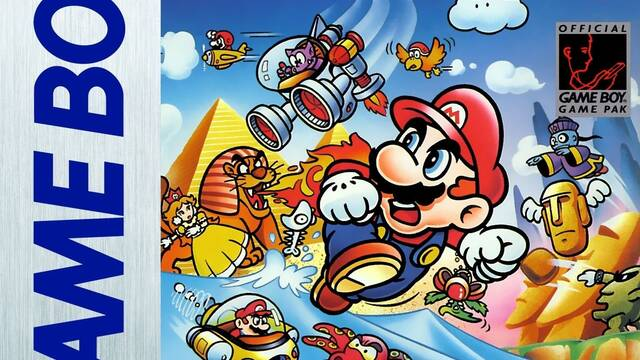 Recrean Super Mario Land de Game Boy en Super Mario Maker
