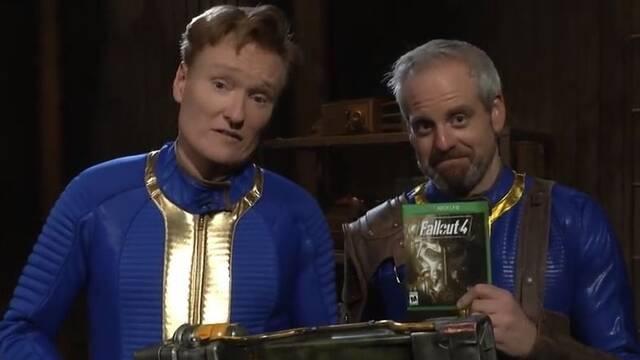 El segmento centrado en los videojuegos del programa de Conan O'Brien contará con su propio show