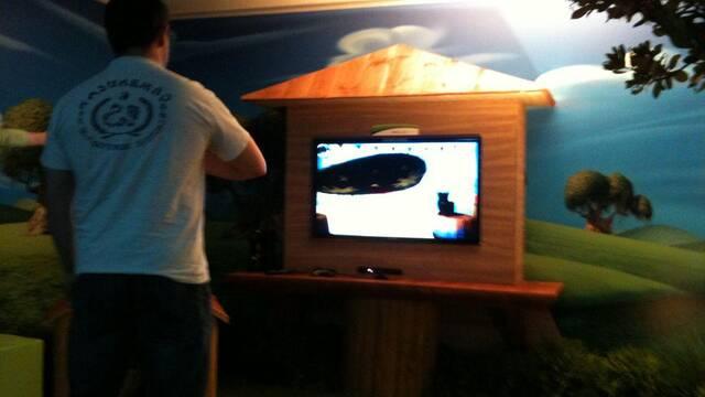 Casa Kinect se abre para todo el p�blico
