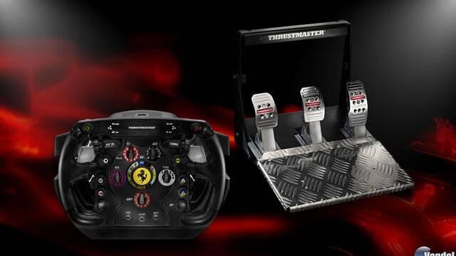 Anunciado el nuevo volante Ferrari F1 Wheel Integral T500