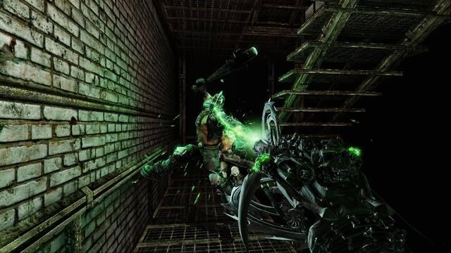 Nuevas imágenes de Painkiller: Hell & Damnation
