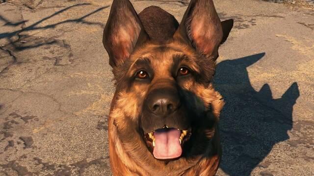 Bethesda recuerda los perros de la saga Fallout