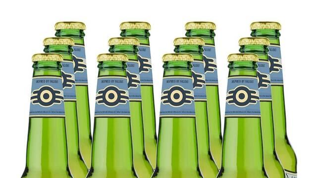 Bethesda se alía con Carlsberg para presentarnos la cerveza de Fallout