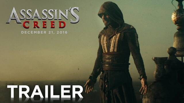 La película de Assassin's Creed presenta un nuevo tráiler
