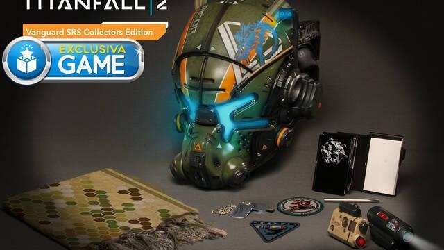GAME presenta sus ediciones exclusivas y su campaña de reserva para Titanfall 2