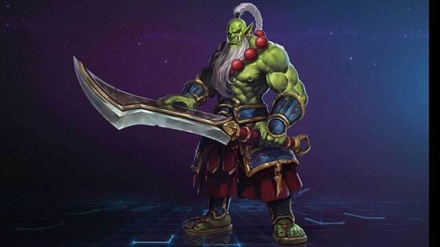 Heroes of the Storm recibe un nuevo parche repleto de contenidos