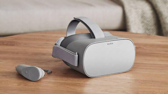 Facebook anuncia Oculus Go, su casco de realidad virtual por 199 dólares