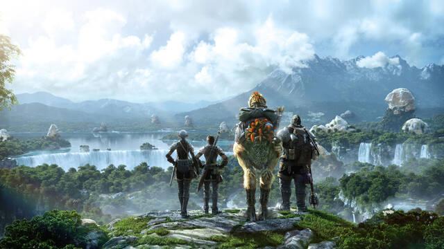 Final Fantasy XIV tiene problemas inmobiliarios