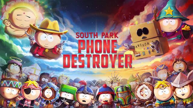 South Park Phone Destroyer llegará el 9 de noviembre