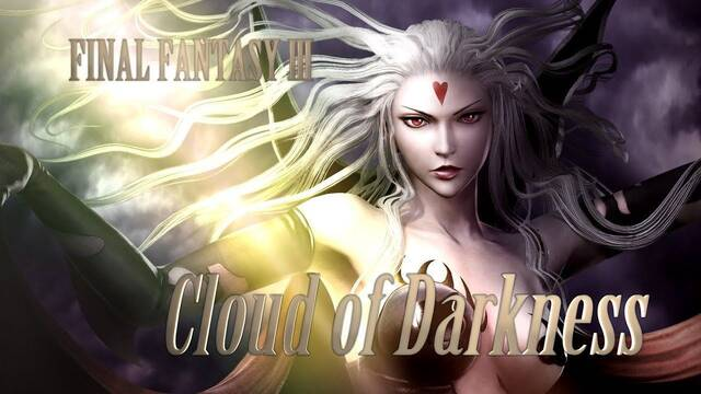 Cloud of Darkness se confirma en Dissidia Final Fantasy NT